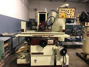 Chevalier Fsg 3a818 Automatic Surface Grinder W dro Magnetic Chuck