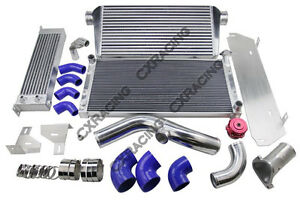 Cx 13b Rotary Engine Intercooler Radiator Piping Kit Oil Cooler For Datsun 510