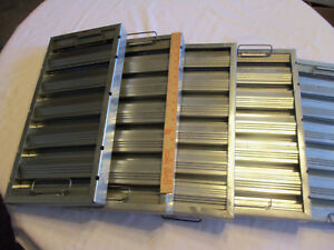 Component Hardware Group Lot Of 5 Restaurant Exhaust Hood Grease Filter F35 Seri