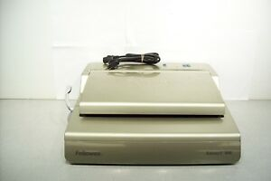 Fellowes Galaxy E 500 Electric Comb Binder Crc 52183 Tested Working