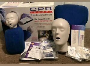 Cpr Prompt Manikins Adult And Infant Manikins Set Home Learning Training System