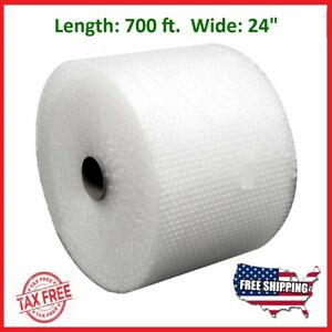 Bubble Wrap 3 16 700 Ft X 24 Small Padding Perforated Shipping Moving Roll