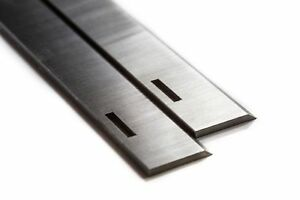 Multico Type Slotted Planer Blades 12 1 8 Long T1 Hss 18 w Quality s705s9
