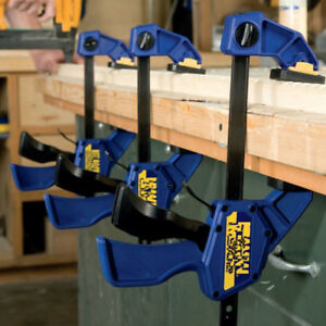 Universal 6 Wide Capacity Heavy Adjustable Woodworking F Clamp