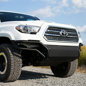 Mbrp Exhaust 183199 Full Width Non Winch Bumper Toyota Tacoma 2016 2017