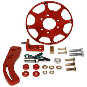 Msd Ignition 8620 Big Block Chevy Crank Trigger Kit 8 Wheel