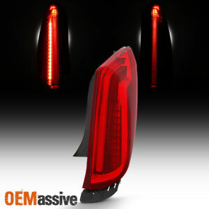 Fits 2013 2017 Cadillac Xts Led Passenger Right Side Tail Light Lamp