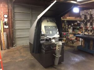 Scherr tumico s t Industries Model 22 2500 30 Optical Comparator