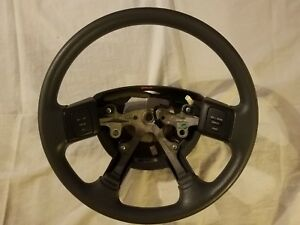 2004 Dodge Durango Steering Wheel Oem W Cruise Controls