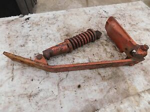 Allis Chalmers Wd Seat Mounting Bracket With Brake Cover Antique Tractor