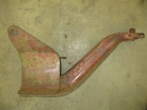 Ih Farmall Monroe Seat Frame Base Bracket Antique Tractor