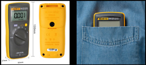 Fluke 101 Portable handheld Digital Multimeter F101 brand New
