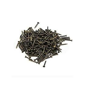 Linwood Small Smooth Round Head Nails Multi Purpose For Diy Decorative Pictures