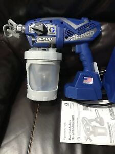 Graco Tc Pro Corded Airless Handheld Sprayer Kit new In Box