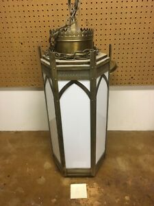 34 Tall Gothic Church Pendant Lights Sold Individually Make Me An Offer