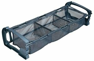 Pickup Truck Bed Storage Organizer Net Suv Cargo Van Adjustable Groceries Tools
