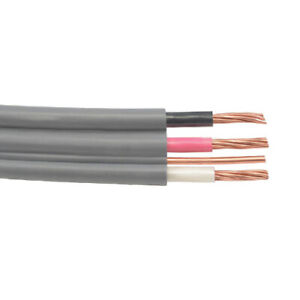 6 3 Uf b W grnd Copper Underground Feeder Cable Direct Burial Wire 50 To 1000ft