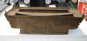 Ford Model T Touring 1919 1921 Body Part Rear Seat Frame Box To Restore