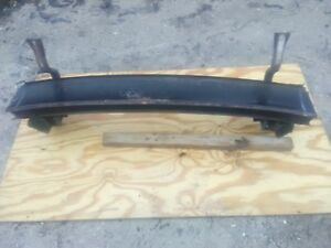 1960 Chevrolet Impala Convertible Trunk Hinges Brackets Rain Gutter Lip Shelf