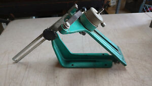 Foley Belsaw Automatic Circular Saw Blade Filer Sharpener Attachment Part 46002