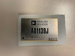 Analog Devices Ad1139j Adc 18 bit Dip 32 8822