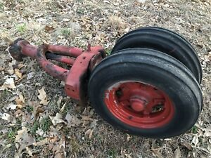 Ih Farmall International M Complete Front End
