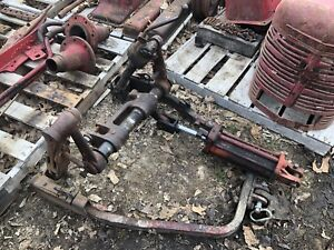 Ih Farmall International 300 350 Utility Fast Hitch