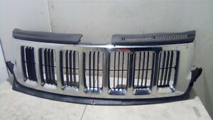 2011 2012 2013 Jeep Grand Cherokee Front Grille Chrome Oem 55079377ae