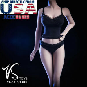 1 6 Camisole Panties Underwear Set For 12quot; PHICEN JIAOU DOLL Female Figure USA $16.50
