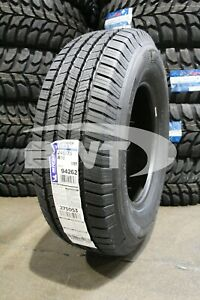 4 New Michelin Defender Ltx M S 111t 70k Mile Tires 2457516 245 75 16 24575r16