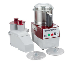 Robot Coupe 1 Hp 3qt Continuous Feed Combination Food Processor Model R2n Ultra