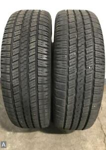 2x Take Off P275 60r20 Goodyear Wrangler Sr A 11 32 Used Tires