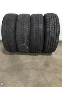 4x Take Off P275 60r20 Goodyear Wrangler Sr A 11 32 Used Tires