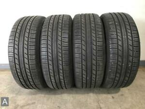 2x Take Off P215 55r17 Michelin Premier As 8 8 5 32 Used Tires