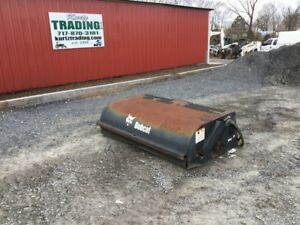 2007 Bobcat 72 Sweeper Attachment For Skid Steer Loaders