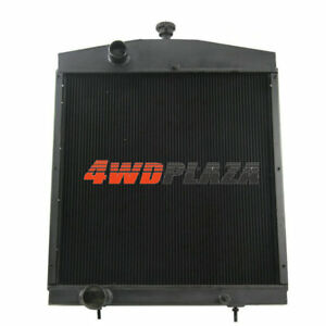 A184365 5 Row Radiator For Case Ih Tractor 2390 2394 2590 2594 3294 3394 3594 Us