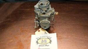 Rebuilt Vintage Tillotson Carburetor Y Rc1b 99190 W Adjustable Jet