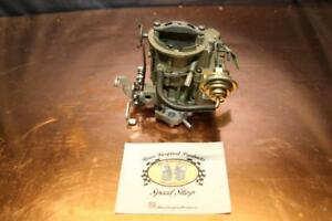 Rebuilt Carburetor Rochester Monojet 7044034 For 1974 Chevrolet Gmc Truck 6 Cyl