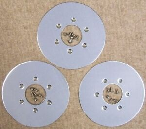 American Sanders Ez sand Disc Sanding With Hook set Of Three Mp482000 Clarke