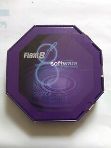 Sai Flexiexpert Flexi 8 Sign Design Program With Dongle Cd And Booklets