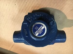 Delavan 6 Roller Oil Or Wastewater Pump Model 6600c Weed Sprayer 20gpm