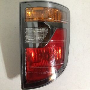 2006 2007 2008 Honda Ridgeline Rh Right Passenger Tail Light Oem 06 07 08 Shiny
