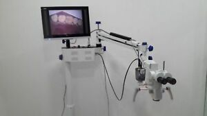 Dental Microscope 5 Step With Accessories