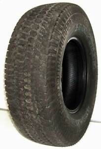 Used Goodyear Tire 31x10 50r15lt Goodyear Wrangler Gs A Owl 31105015