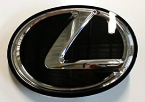 L 65 New Front Emblem Grille Badge F Sport For Lexus Ct Is250 Gs350 Is200t Grill