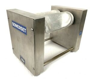 Somerset Spm 45 Turnover Pastry Machine Folds Crimps Trims Seals W Ds15 Mold