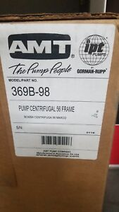 Amt Pumps 369b 98 straight Centrifugal Pump Stainless Steel