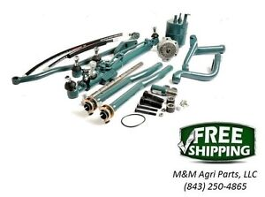 Power Steering Conversion Kit Ford 2310 2610 3310 3910 4110 231 335 3400 3500