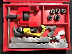 Mac Tools Ft 159 Metric Double Flaring Set Usa