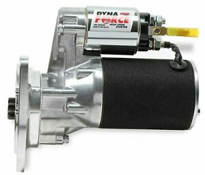 Msd 509223 Black H S Dynaforce Starter Ford 351m 460 High Torque Mini